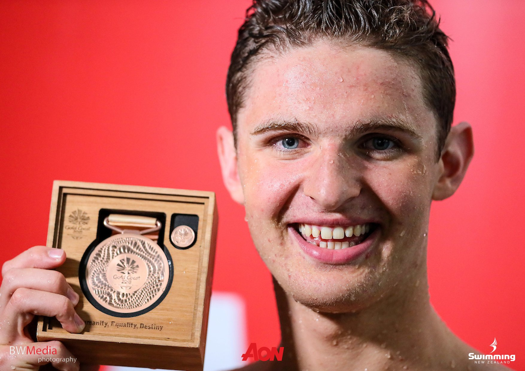 Olympic Success for Wellington swimmers