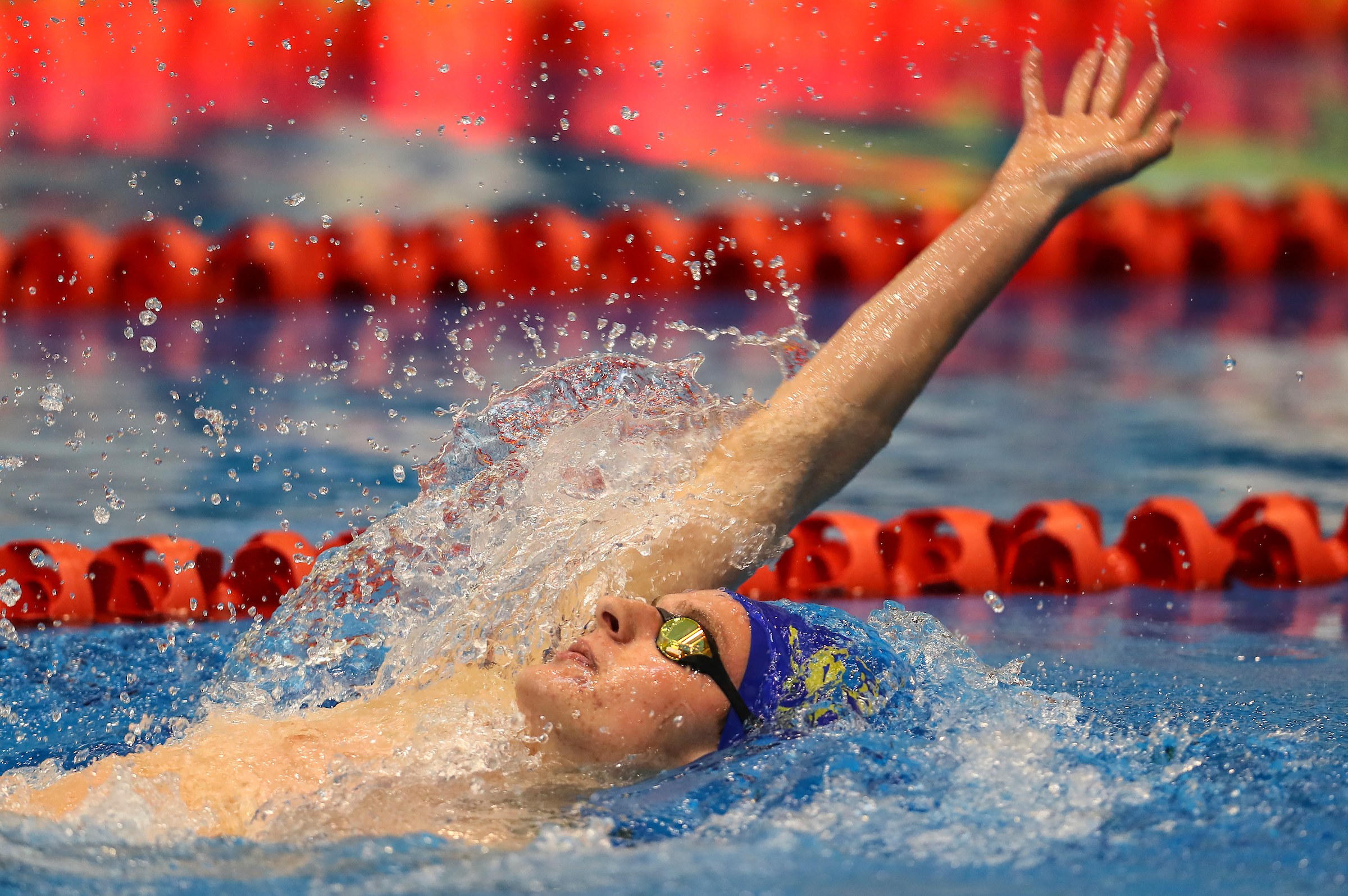 Lewis Clareburt (CAP) selected for Commonwealth Games