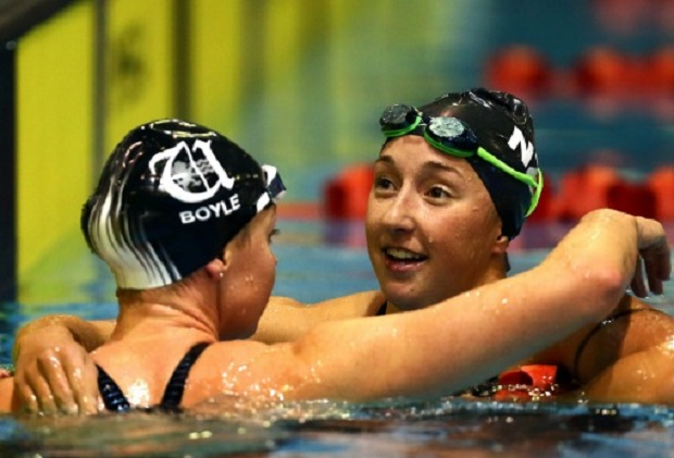 Zonal  Swimmers making a name for themselves